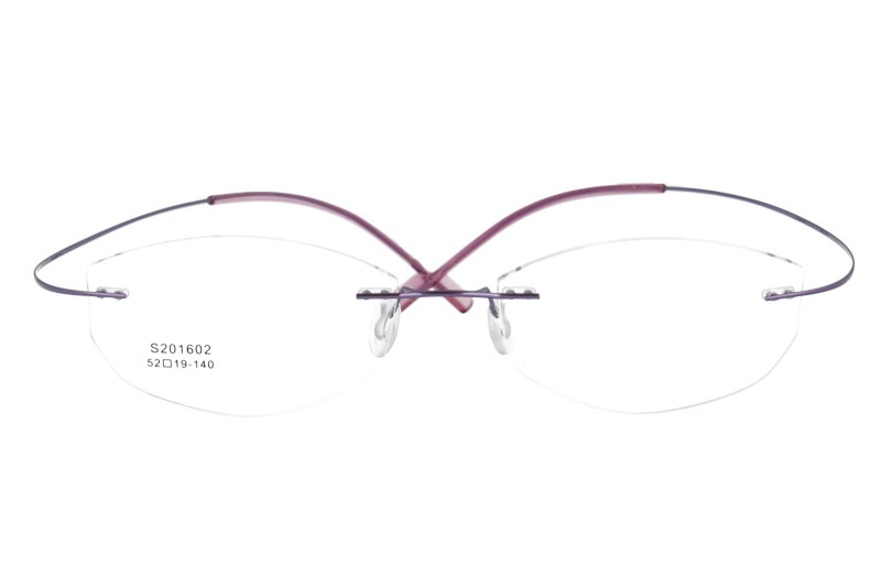 Memory metal optical frames myopia eyewear eyeglasses