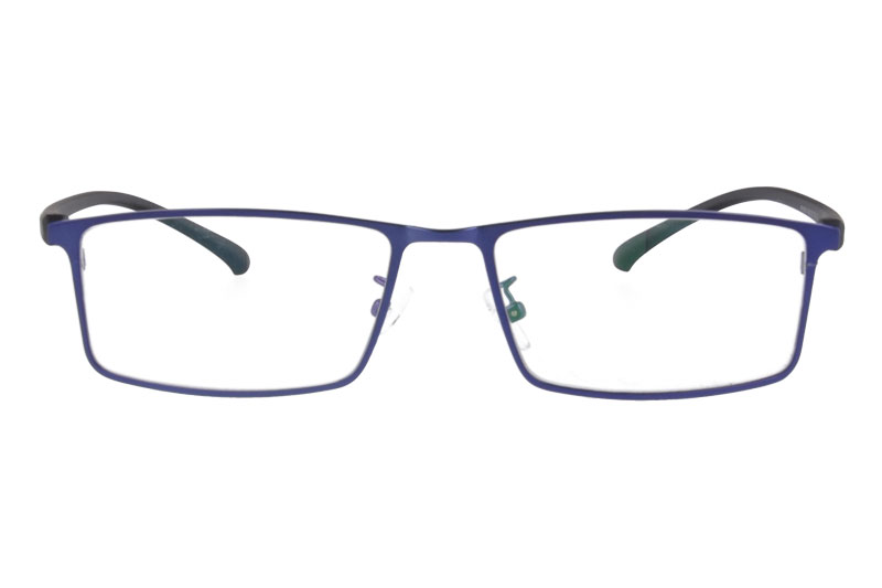 Metal prescription spectacles RX optical frames   eyeglasses