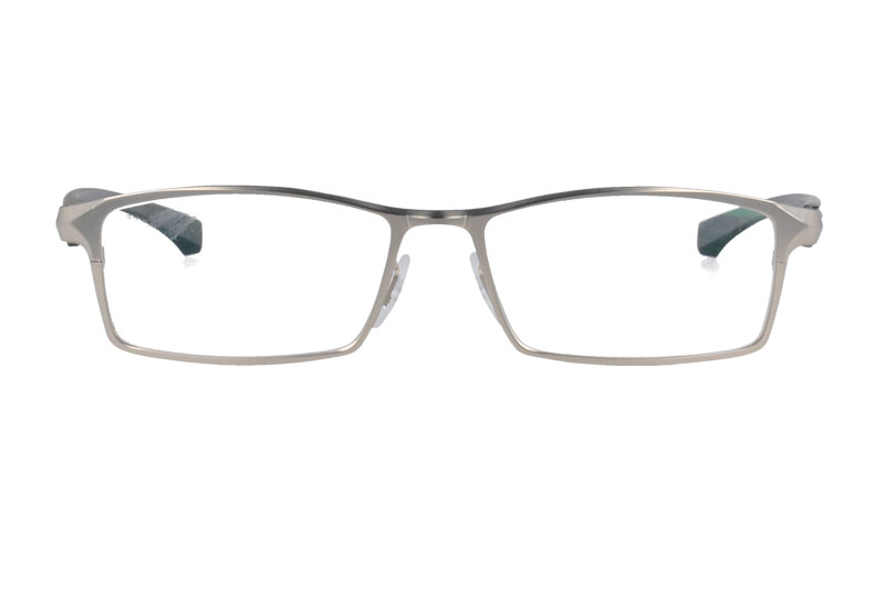 Stainless steel and TR RX optical frames myopia eyewear