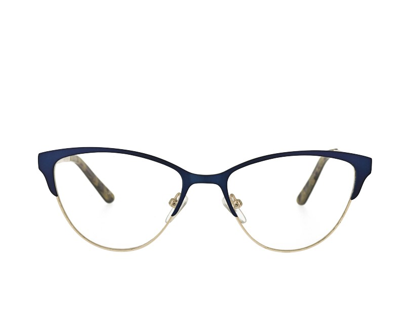 cat Eye stainless steel eyeglasses frame