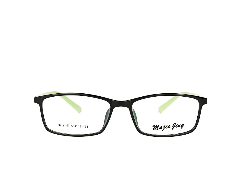Full rim unisex TR myopia eyewear eyeglasses prescription spectacles