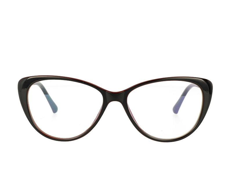 Cat eye Acetate and Stainless Steel Optical frame