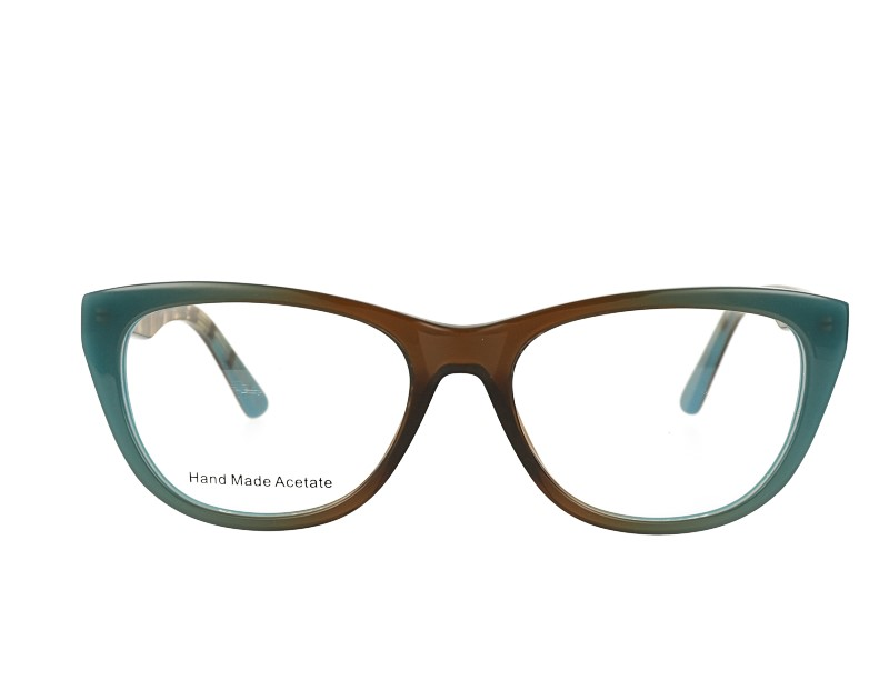 Hand Made Acetate Cat Eye Optical Eyewear Wholesaler