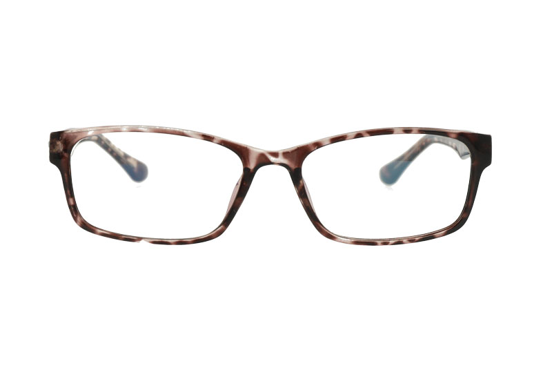 Unisex Rectangle Blue Light Blocking Glasses UV400 Woman and Mans Style