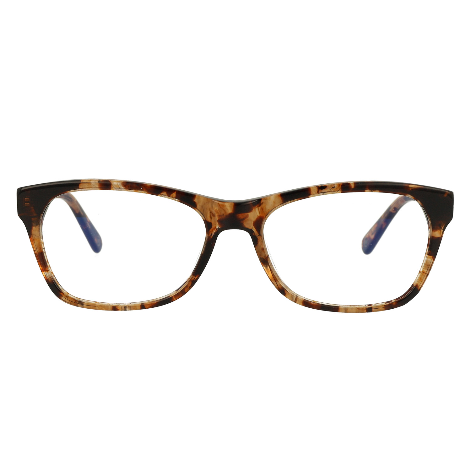 Unisex Woman and Mans Rectangle Blue Light Blocking Glasses UV400