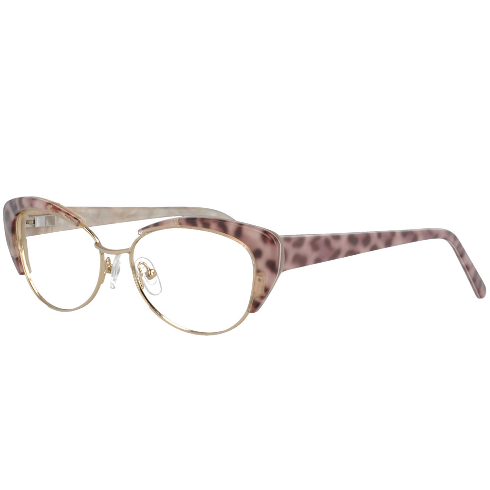 Acetate with Metal Optical Eyeglasses  Frame