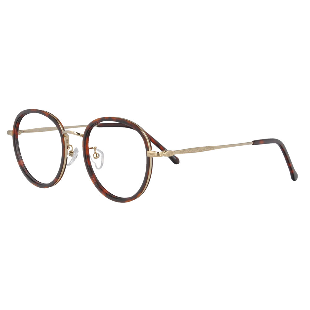 Acetate with Metal Optical Eyeglasses  Frame