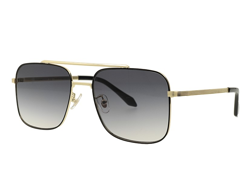 Aviator Metal Gradient UV400 Sunglasses