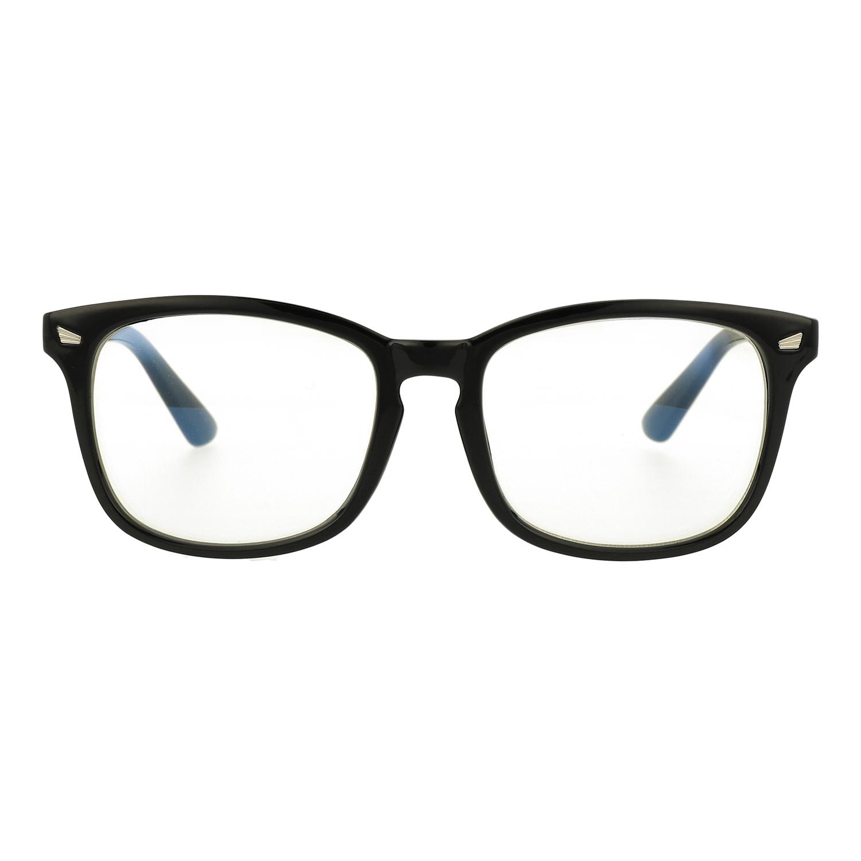 CP Unisex Rectangle Plastic Optical Frame eyewear