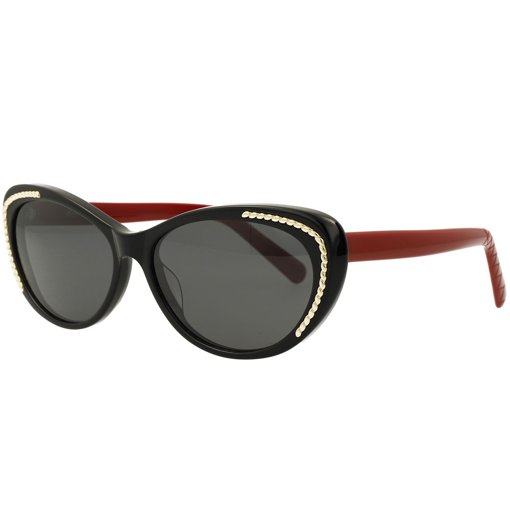 Cat Eye Acetate Womans Polarized Sunglasses