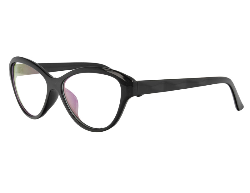 Cat Eye Woman's PC Injection plastic Optical Frame Eyeglasses