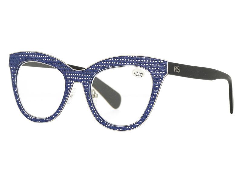 Cat Eye woman's designer Reading glasses Reader