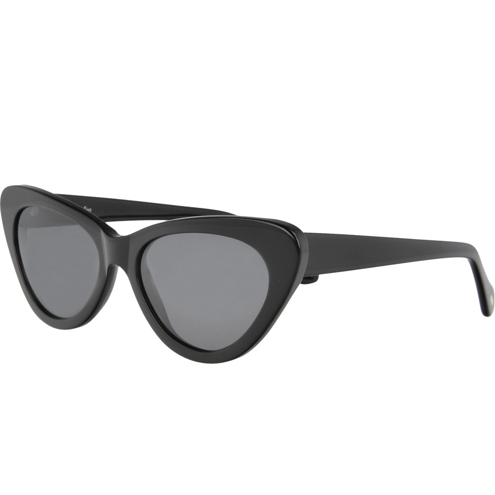 Classic Hand made Acetate Cat Eye Shape Polarized Sunglasses