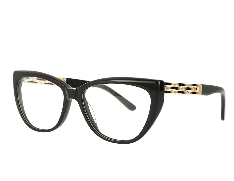 Designer cat eye acetate optical frames eyewear eyeglasses