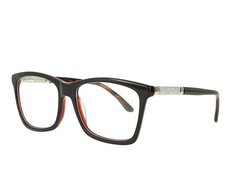 Designer rectangle Unisex acetate  eyeglasses eyewear
