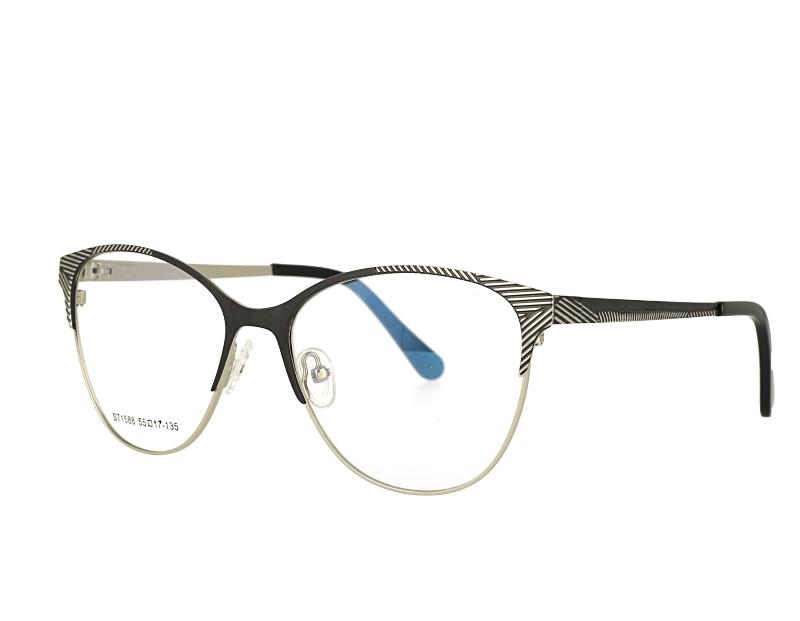 Full Rim Cat Eye Prescription Spectacles