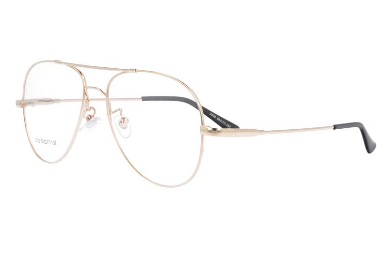 Memory metal RX optical frames myopia eyewear eyeglasses
