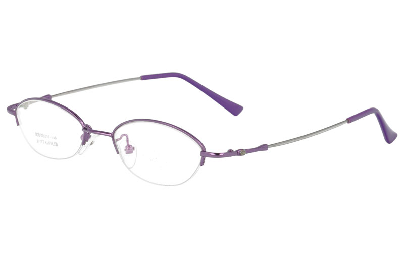Memory metal  eyeglasses  Ultralight prescription spectacles