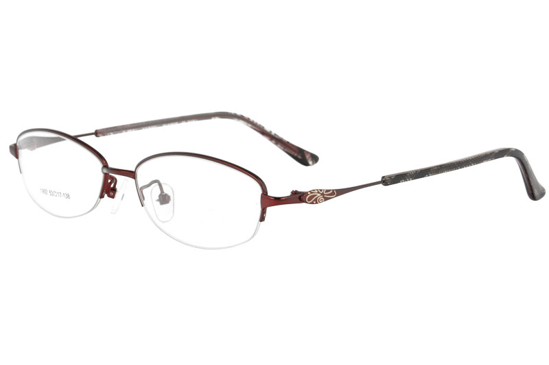 Metal eyeglasses glasses frame  Ultralight  spectacles