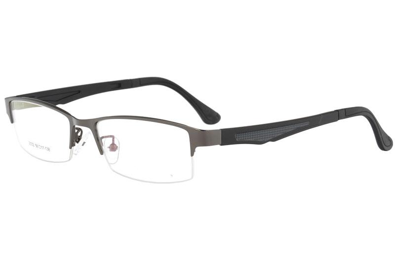 Metal eyeglasses prescription spectacles  eyewear