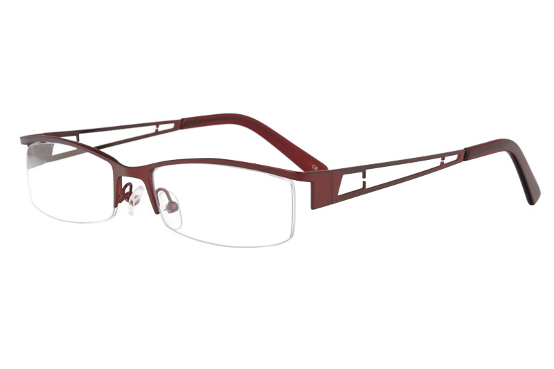 Metal eyewear eyeglasses prescription spectacles