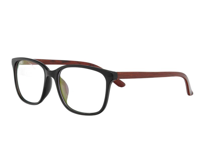 PC Injection plastic Optical Frame Eyeglasses Can do Bi-Focal Lens For Promotion