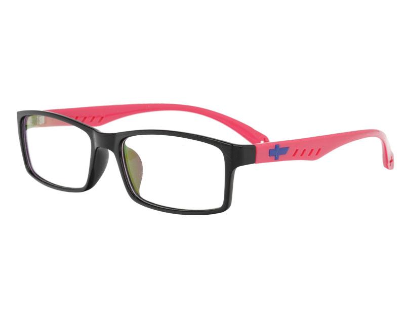 PC Injection plastic Optical Frame Eyeglasses Can do Prescription Lens