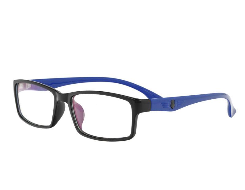 PC Injection plastic Optical Frame Eyeglasses Can do Reading Lens