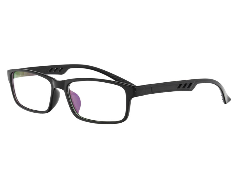 PC Injection plastic Optical Frame Eyeglasses Can do reading glasses