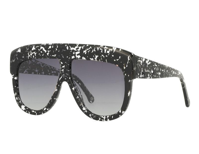 Pilot Big Blod vintagel Acetate Sunglasses