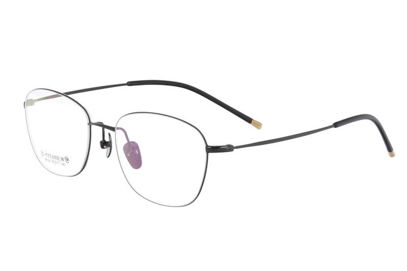 Pure Titanium Optical Eyeglasses  Frame