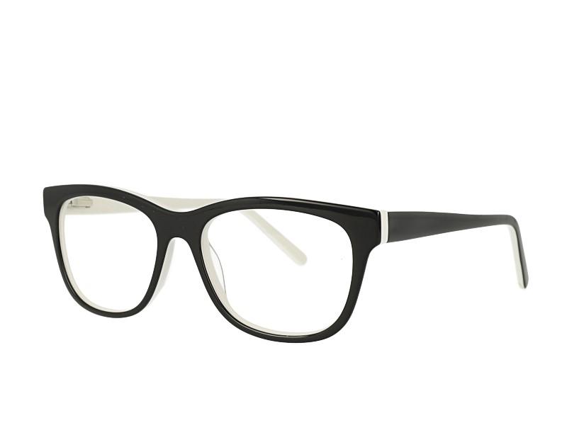 Square Acetate optical Eyeglasses