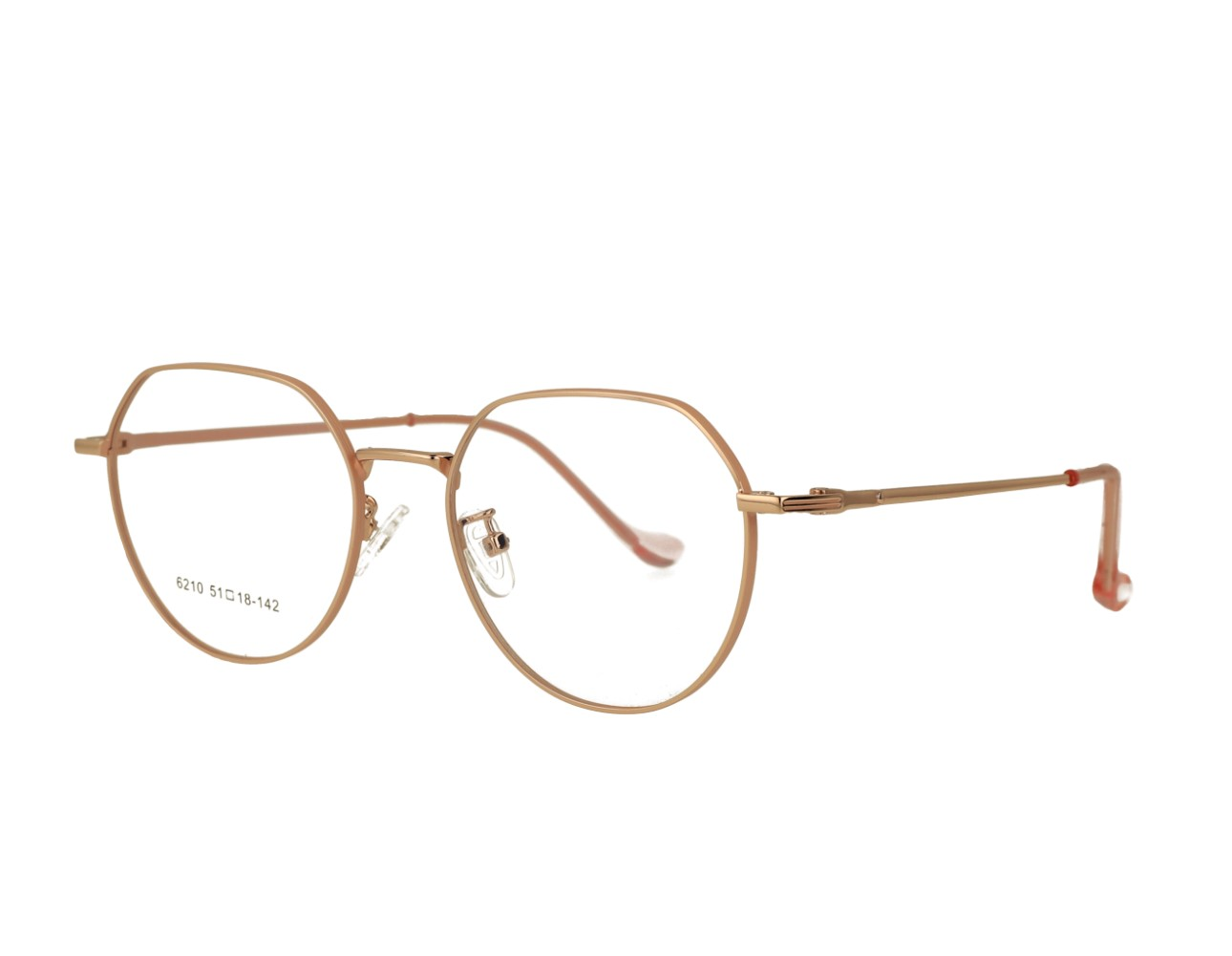 51 Size Stainless Steal Retro Metal Frame Fashion Optical Eyewear Manufacturer