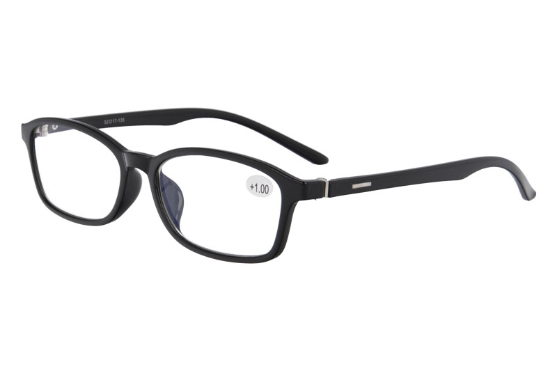TR Anti blue Ultralight reading eyewear with ADD :+100~+400