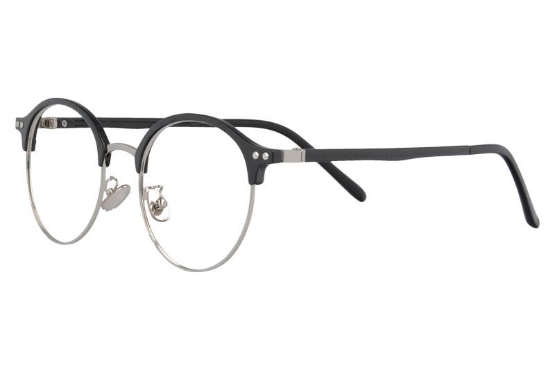 Ultem with Metal Optical Eyeglasses  Frame