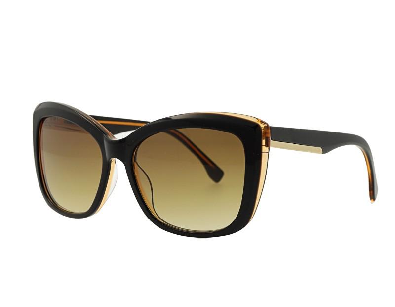 Womans Acetate UV400 Polarized Sunglasses