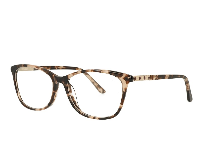Woman's Oval Acetate optical Frames