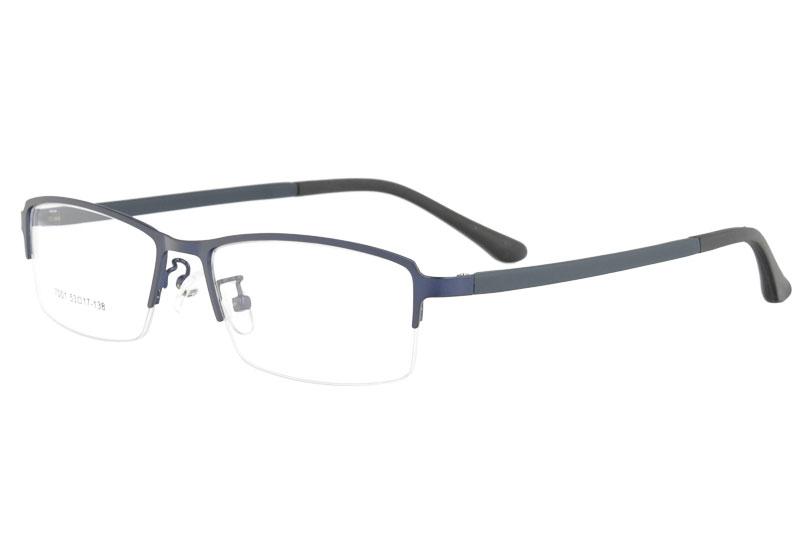 Metal prescription spectacles RX optical frames