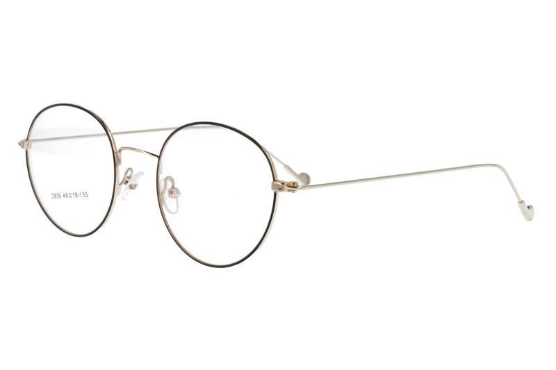Metal RX optical frames myopia eyewear eyeglasses