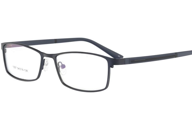 Metal ultem temple prescription spectacles  eyewear