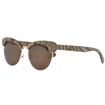 100% nature wood sunglasses sunshade 100% UVB UVA