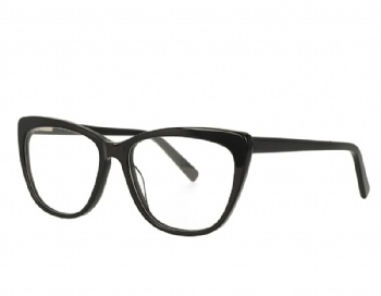 Cat eye Acetate optical Frame Simple desgin