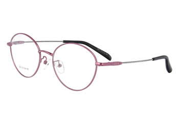 Memory oval titanium full rim optical frame eyewear