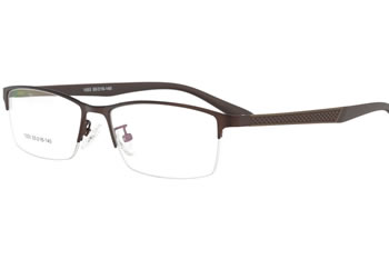 Metal Optical Glasses Frame  Prescription Eyeglasses
