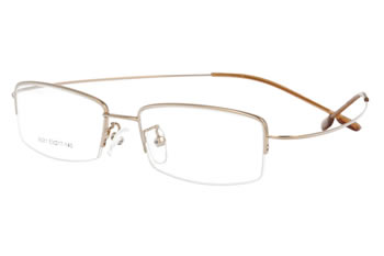 Metal eyeglasses eyewear ultralight optical frames
