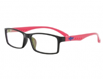 PC Injection plastic Optical Frame Eyeglasses Can do Prescription Lens