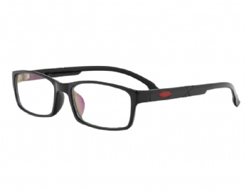 PC Injection plastic Optical Frame Eyeglasses Can do myopic Lens
