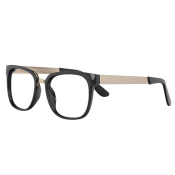 PC with Metal Optical Eyeglasses  Frame