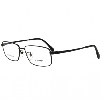 Pure  Titanium Glasses Frame Men Full Rim  Eyeglasses Eyewear