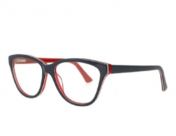 Simple Cat eye acetate  Optical frame